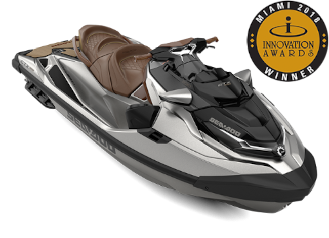 2018 Sea-Doo/BRP GTX LTD 300