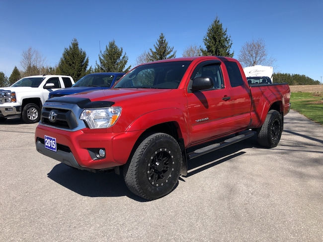 2015 Toyota Tacoma Base V6 CALL PICTON Super Cab