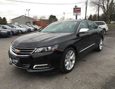 2014 Chevrolet Impala LTZ LEATHER/PANO ROOF/3.6 CALL BELLEVILLE  97K Sedan