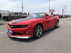 2011 Chevrolet Camaro 2SS 6.2L   LEATHER  CALL NAPANEE Convertible