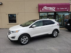 2016 Ford Edge SEL AWD LEATHER/ROOF/NAVI CALL BELLEVILLE 74KM SUV