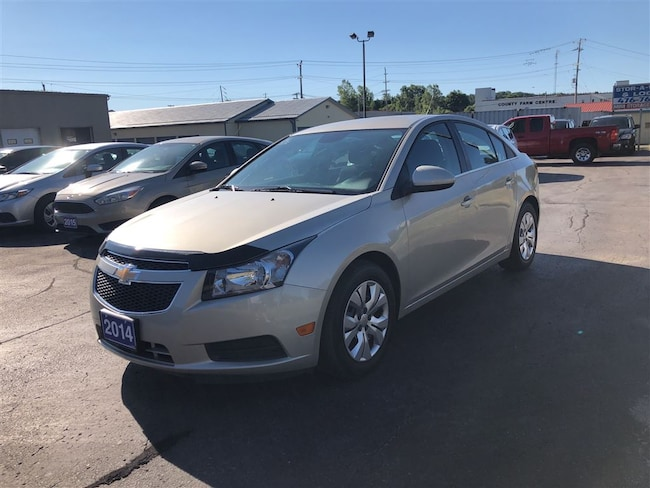 2014 Chevrolet Cruze 1LT  CALL PICTON  56K Sedan