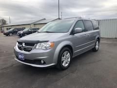 2017 Dodge Grand Caravan Crew CALL NAPANEE 55K Minivan