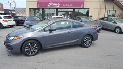 2014 Honda Civic EX 2DR/SUNROOF CALL BELLEVILLE 63KMS. Coupe
