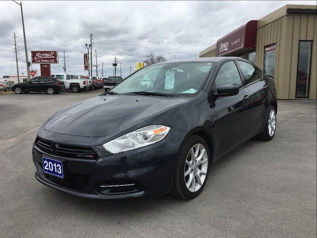 2013 Dodge Dart SXT CALL PICTON 44K Sedan