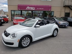 2016 Volkswagen Beetle Convertible COMFORTLINE LEATHER/AUTO CALL BELLEVILLE 68K Convertible