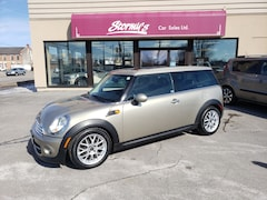 2011 MINI Cooper Clubman LEATHER/SUNROOF CALL BELLEVILLE Wagon