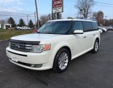 2011 Ford Flex SEL LEATHER AWD  CALL NAPANEE 120K SUV