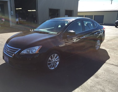 2013 Nissan Sentra SV 1.8L/SUNROOF CALL BELLEVILLE 41K Sedan