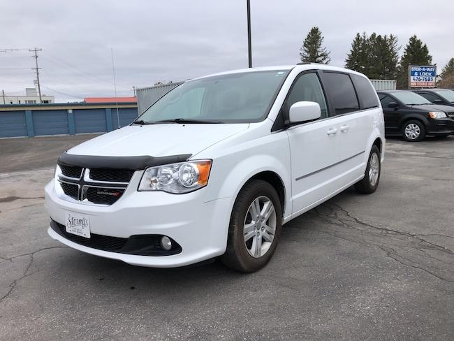 2014 Dodge Grand Caravan Crew  CALL NAPANEE 109K Minivan