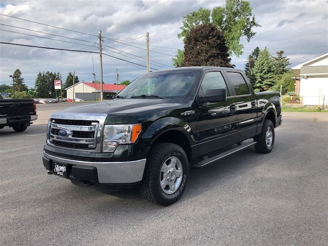 2013 Ford F-150 XLT  CALL NAPANEE 133K Crew Cab