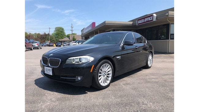 2012 BMW 5 Series 535i xDrive NAVI/ROOF CALL BELLEVILLE 113K Sedan
