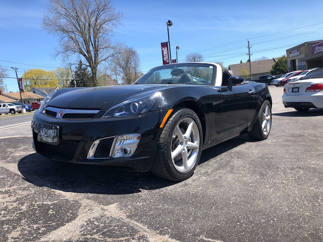 2008 Saturn SKY Red Line CALL PICTON Convertible