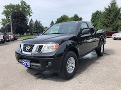 2015 Nissan Frontier SV Extended Cab
