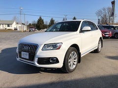 2013 Audi Q5 2.0L Premium Plus LEATHER/ROOF CALL PICTON 99K SUV