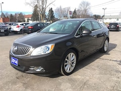 2014 Buick Verano LEATHER/NAV/ROOF CALL NAPANEE 76K Sedan
