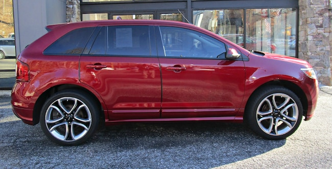 2013 Ford Edge Sport SUV