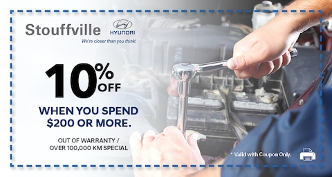 Save 10% OFF when you spend $200 or more