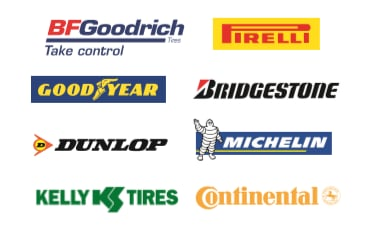 Tire Brands at Stouffville Hyundai