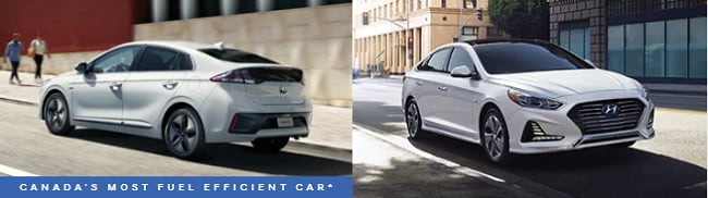 Hyundai Hybrid Vehicles - Stouffville Hyundai