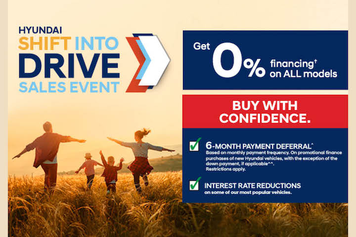 6-Month Payment Deferral - Stouffville Hyundai