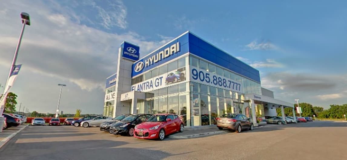 Hyundai Dealership in Whitchurch-Stouffville in Ontario