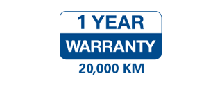 1 Year Warranty - H-Promise