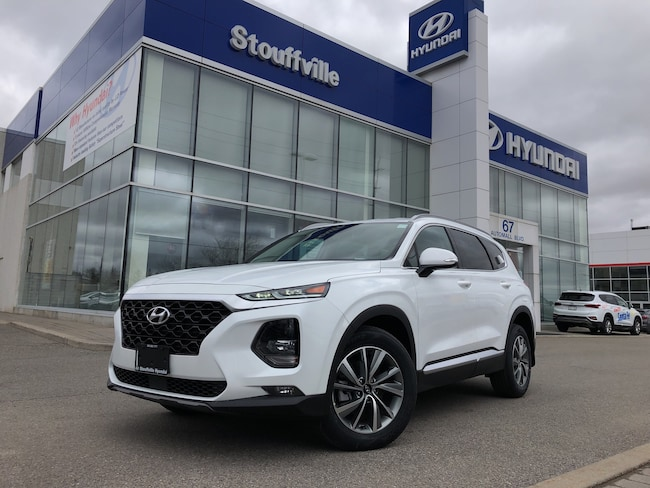 2019 Hyundai Santa Fe 2.0T Preferred AWD SUV