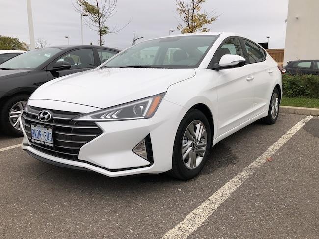 2019 Hyundai Elantra Preferred, DEMO Special Sedan