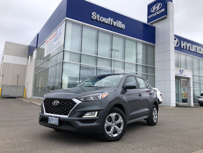2019 Hyundai Tucson Essential FWD+Safety Package SUV