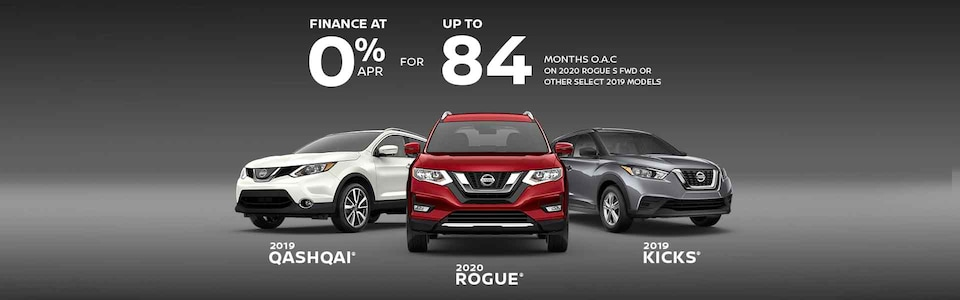 Nissan Financing Offer