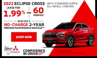 2022 ECLIPSE CROSS WITH STANDARD SUPER ALL-WHEEL CONTROL