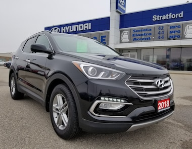 2018 Hyundai Santa FE Sport 2.4L AWD  NEW! '18 SAVE $4500  Discount already applied!! SUV