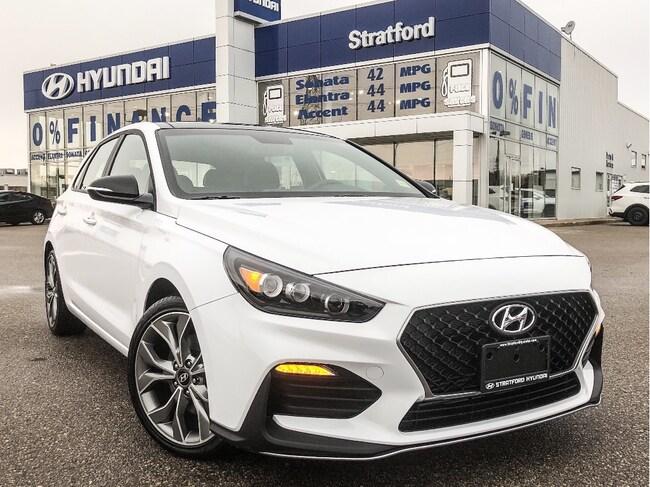 2019 Hyundai Elantra GT N Line Hatchback