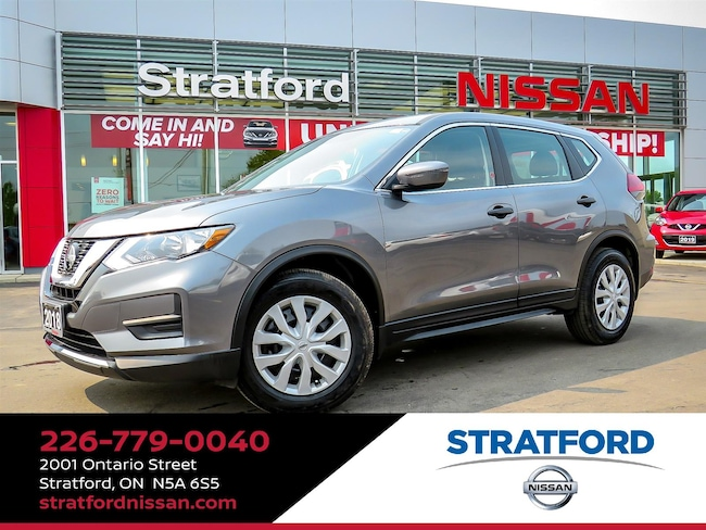 2018 Nissan Rogue S|FWD|BT|Backup cam|Heated Seat SUV