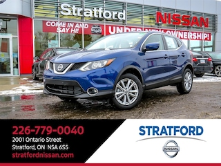 2019 Nissan Qashqai SV|Bluetooth|Backup Cam|Heated seat|Sunroof Wagon