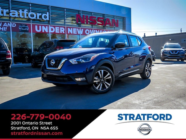 2019 Nissan Kicks SR|360Cam|BT|Bose|Heated Seat|Apple\Android Auto Crossover
