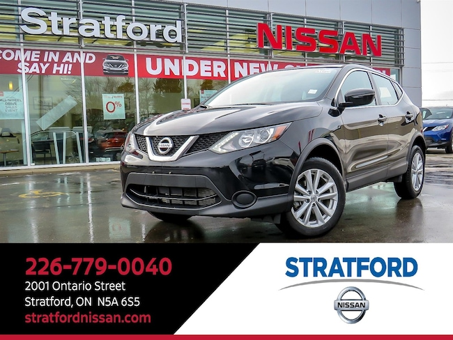 2018 Nissan Qashqai S|Bluetooth|Backup Cam|Heated seat Crossover