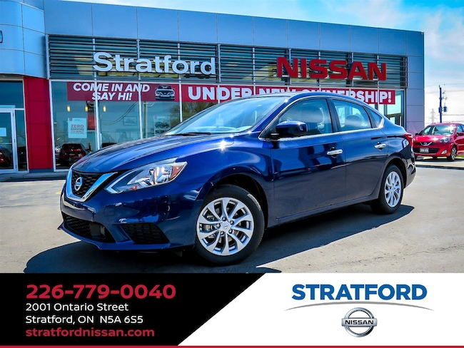2019 Nissan Sentra SV|Bluetooth|Backup Cam|Heated seat|Sunroof Sedan