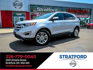 2016 Ford Edge SEL|AWD|BT|Nav|Backup Can|Heated Seats|Suroof SUV