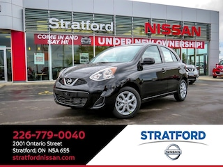 2019 Nissan Micra SV|Style Pkg|BT|Backup Cam|Alloy wheels| Hatchback