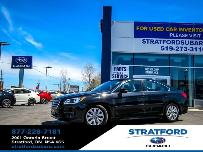 2017 Subaru Legacy 3.6R|Touring|BT|Backup Cam|Heated Seat|Sunroof Sedan
