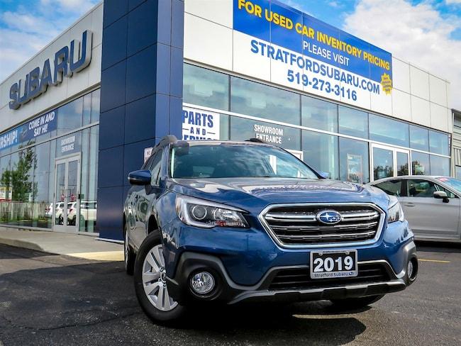 2019 Subaru Outback 2.5i Backup Camera Bluetooth Keyless Entry Wagon