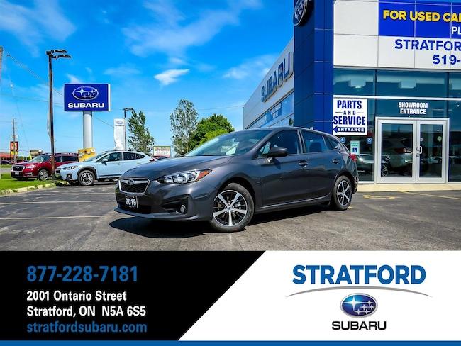 2019 Subaru Impreza Touring|BT|Backup Cam|Heated Seat Hatchback