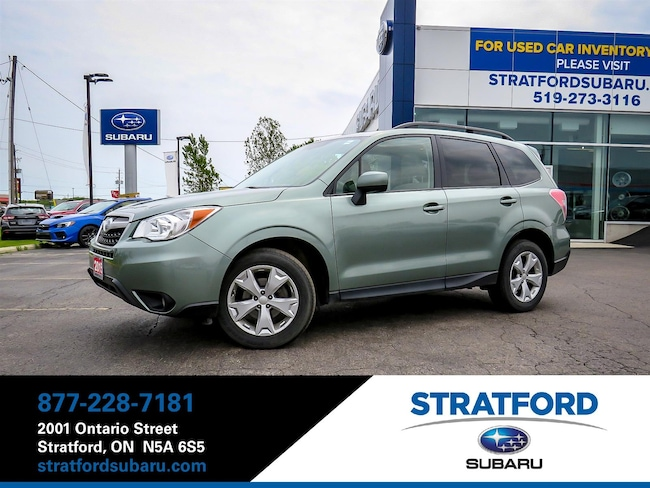 2015 Subaru Forester Touring|Backup cam|Bluetooth|Heated Seats SUV