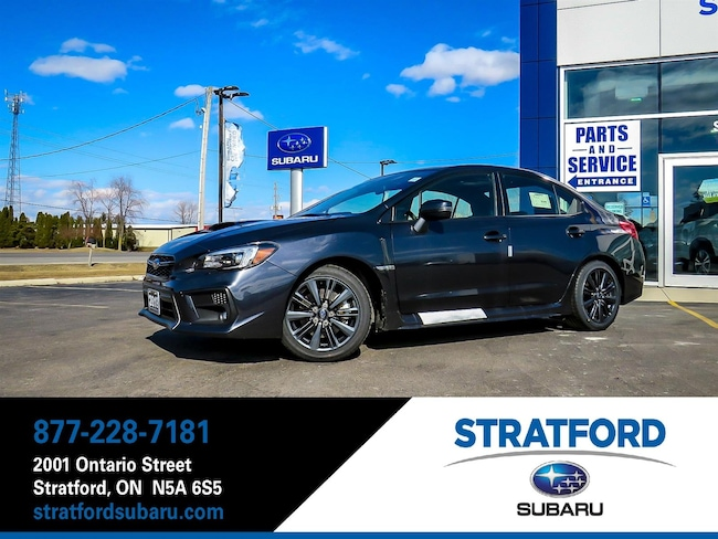 2019 Subaru WRX SPORT|Manual|BT|Backup Cam|Heated seat Sedan