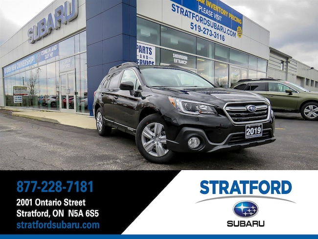 2019 Subaru Outback 2.5i Bluetooth Backup Cam Heated Seats Wagon