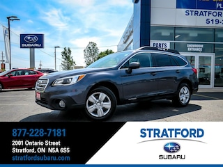 2016 Subaru Outback 2.5i|AWD|BT|Backup Cam|Heated Seat Wagon