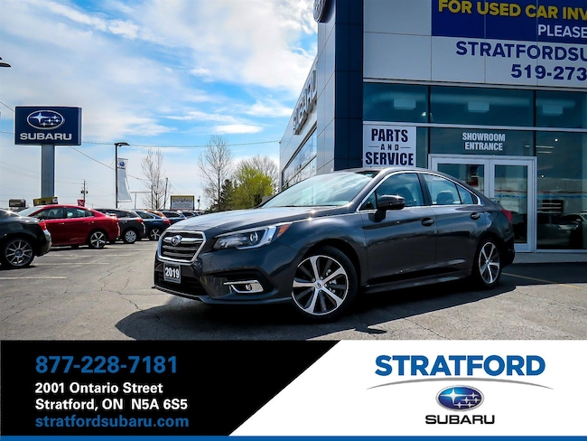 2019 Subaru Legacy Limited|Eyesight|BT|Navi|Backup Cam|Sunroof Sedan