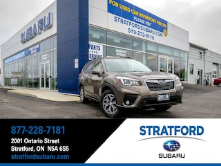 2019 Subaru Forester Touring|Eyesight|Bluetooth|Backup Cam|Sunroof Wagon
